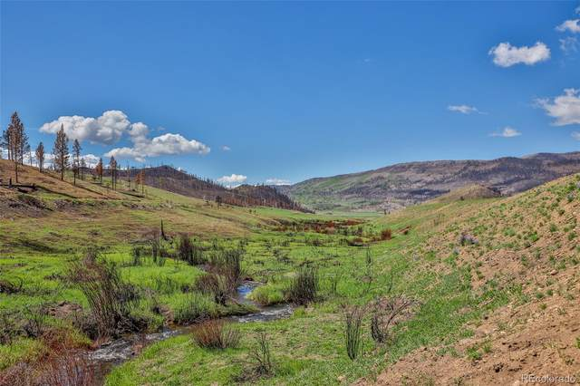 Tbd Gcr 408 Lot 5, Granby, CO 80446 (MLS #5350642) :: Clare Day with LIV Sotheby's International Realty