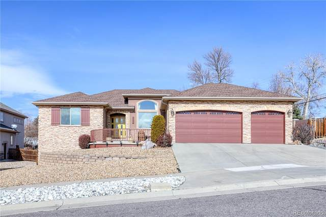 9421 W 63rd Place, Arvada, CO 80004 (#5350786) :: The Harling Team @ HomeSmart