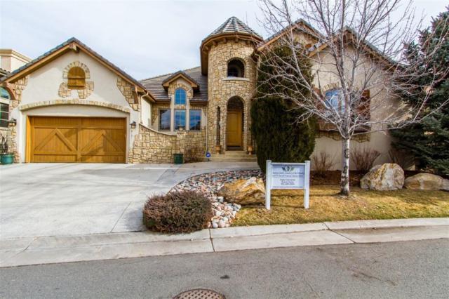 9131 E Harvard Avenue, Denver, CO 80231 (#5350934) :: The Peak Properties Group