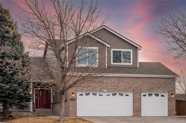9712 Red Oakes Place, Highlands Ranch, CO 80126 (#5351566) :: The HomeSmiths Team - Keller Williams