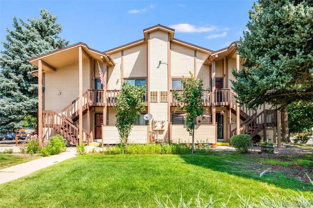 1095 S Garrison Street #204, Lakewood, CO 80226 (#5351962) :: Compass Colorado Realty
