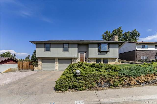 219 Ash Avenue, Castle Rock, CO 80104 (MLS #5352247) :: 8z Real Estate