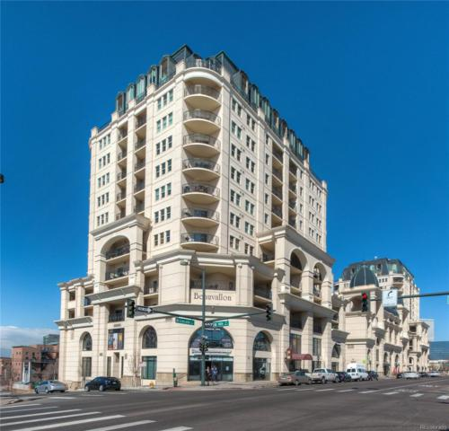 925 N Lincoln Street 12C-S, Denver, CO 80203 (MLS #5352339) :: 8z Real Estate