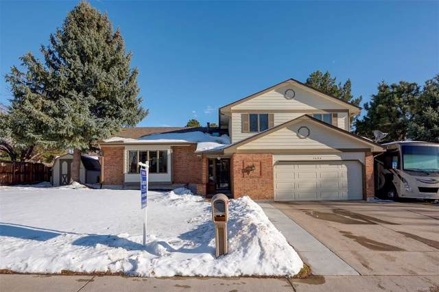 7654 Queen Street, Arvada, CO 80005 (#5352340) :: Mile High Luxury Real Estate
