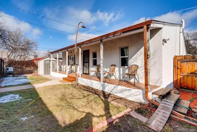 5005 W 36th Avenue, Denver, CO 80212 (MLS #5352432) :: 8z Real Estate