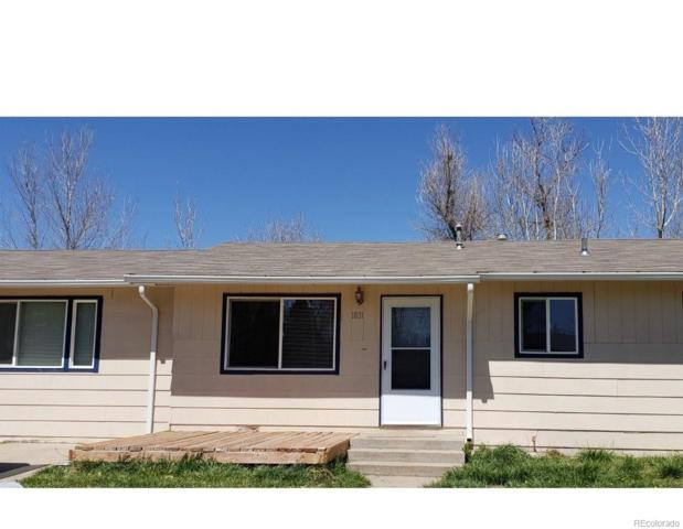 1831 30th Street Road, Greeley, CO 80631 (#5352450) :: The Heyl Group at Keller Williams