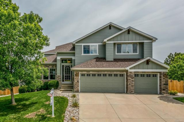 11558 Canterberry Lane, Parker, CO 80138 (#5352498) :: Sellstate Realty Pros