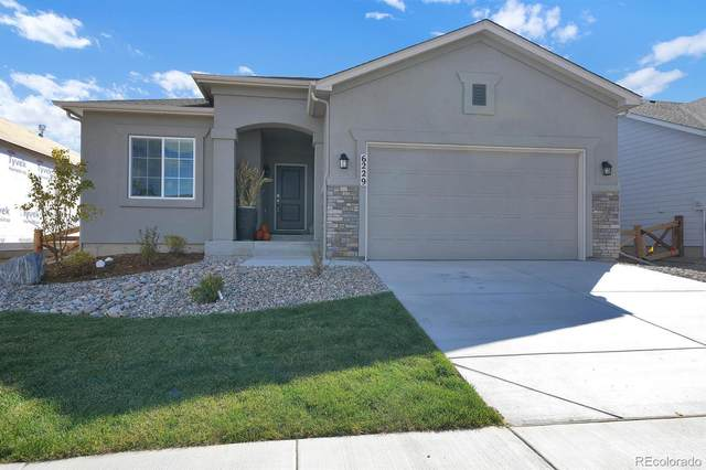 6229 Lochside View, Colorado Springs, CO 80927 (#5352742) :: The DeGrood Team