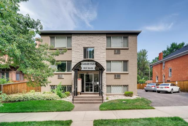 1660 Steele Street #101, Denver, CO 80206 (#5353363) :: RazrGroup