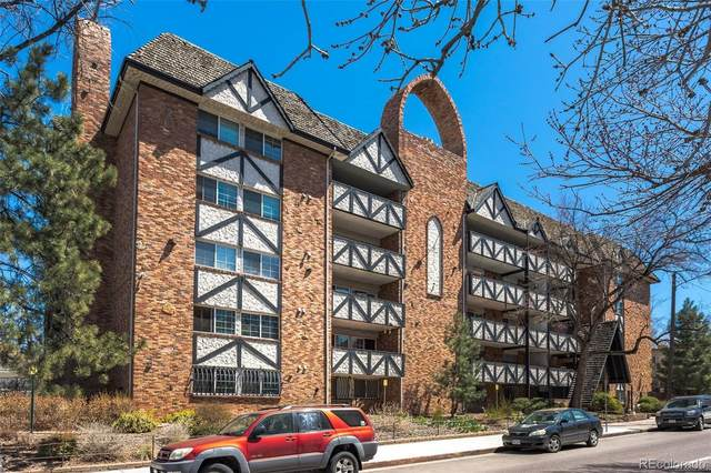 1350 Josephine Street #407, Denver, CO 80206 (#5353411) :: The Healey Group