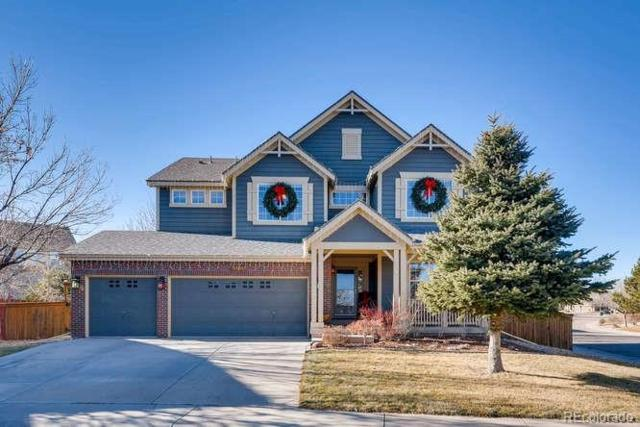 9724 Centre Circle, Parker, CO 80134 (#5353473) :: The HomeSmiths Team - Keller Williams