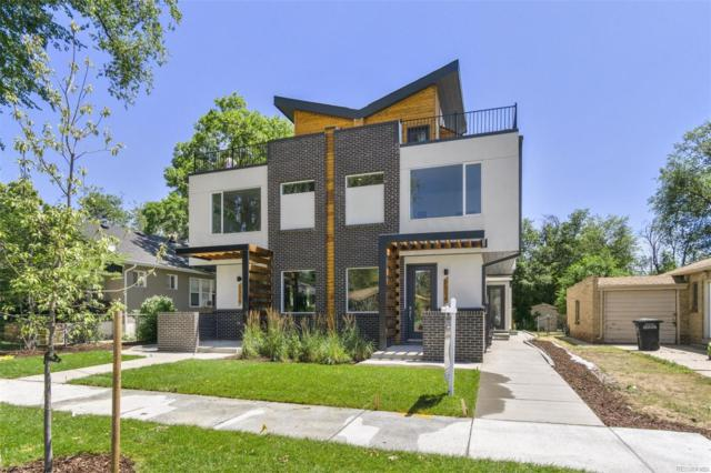 1312 Stuart Street, Denver, CO 80204 (#5353584) :: The Peak Properties Group