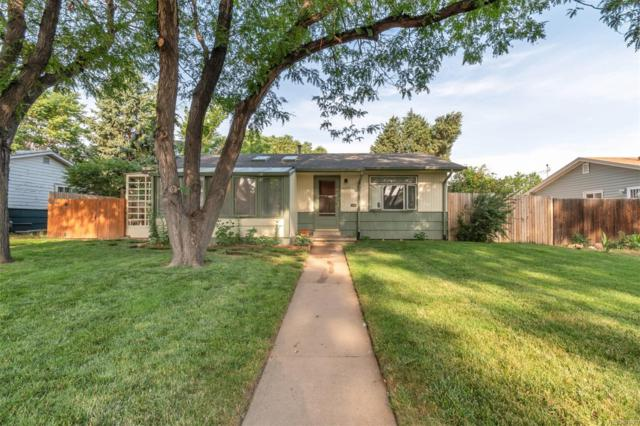 3271 S Galapago Street, Englewood, CO 80110 (#5353769) :: The Pete Cook Home Group