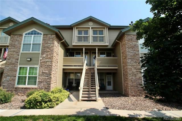2846 W Centennial Drive I, Littleton, CO 80123 (MLS #5353868) :: Bliss Realty Group