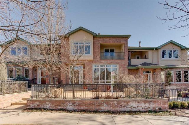 338 Saint Paul Street, Denver, CO 80206 (MLS #5354271) :: 8z Real Estate