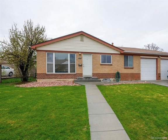 245 E 106th Place, Northglenn, CO 80233 (#5354352) :: Berkshire Hathaway HomeServices Innovative Real Estate