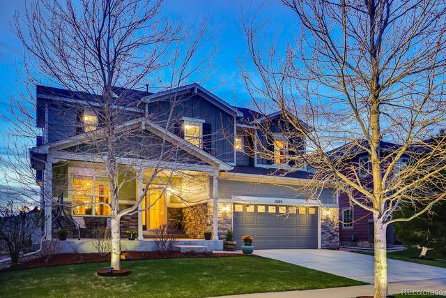 12193 Skywalk Street, Parker, CO 80134 (#5354476) :: The HomeSmiths Team - Keller Williams
