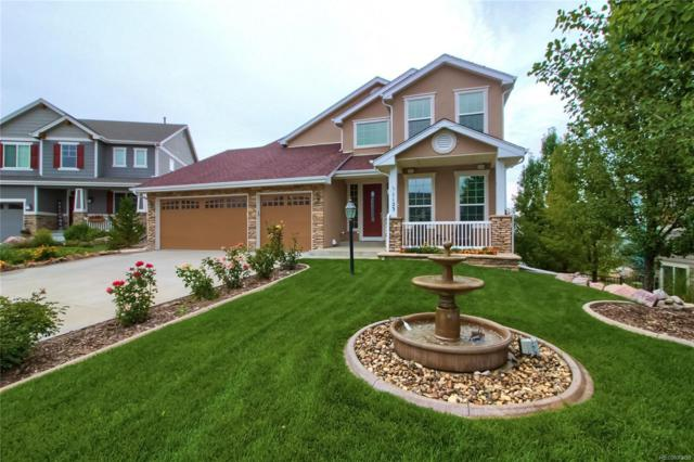 1123 Whitekirk Place, Castle Rock, CO 80104 (#5354477) :: The HomeSmiths Team - Keller Williams