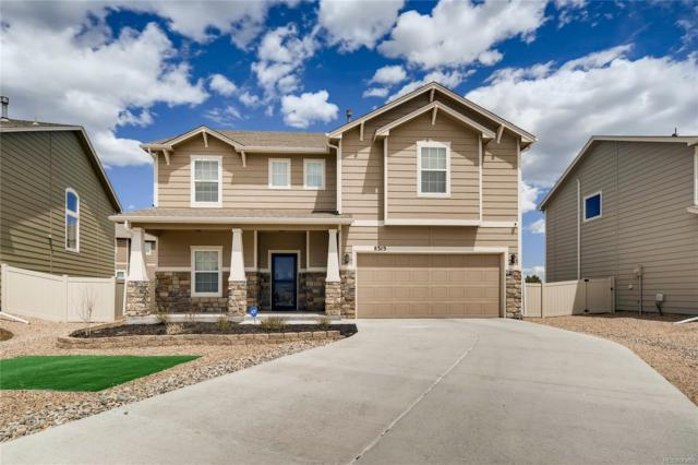 8315 Prairie Brush Court, Colorado Springs, CO 80908 (#5354798) :: The Heyl Group at Keller Williams