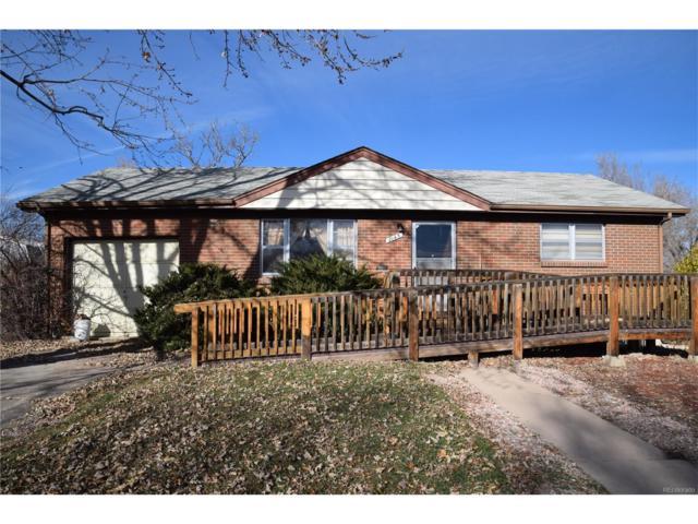 2145 E 115th Avenue, Northglenn, CO 80233 (#5355097) :: The Peak Properties Group