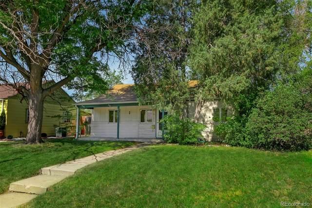 1111 Roslyn Street, Denver, CO 80220 (#5355177) :: Wisdom Real Estate