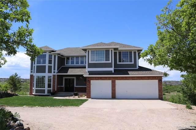 4142 Oak Grove Court, Castle Rock, CO 80108 (#5355420) :: The Griffith Home Team