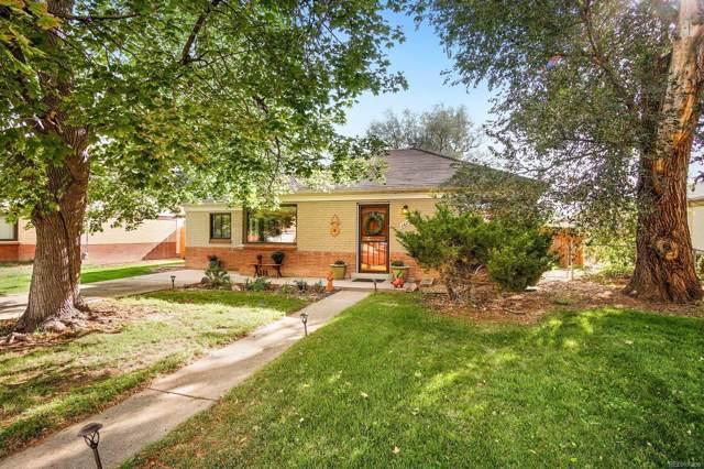 2820 Olive Street, Denver, CO 80207 (#5355437) :: The Heyl Group at Keller Williams