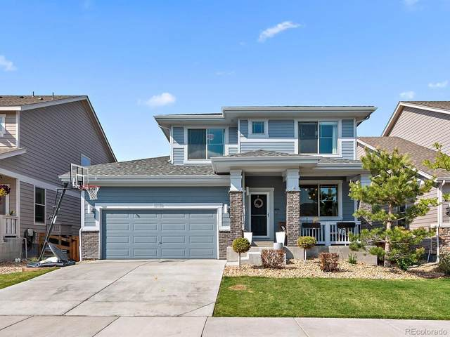 17019 W 86th Place, Arvada, CO 80007 (#5355727) :: The Gilbert Group
