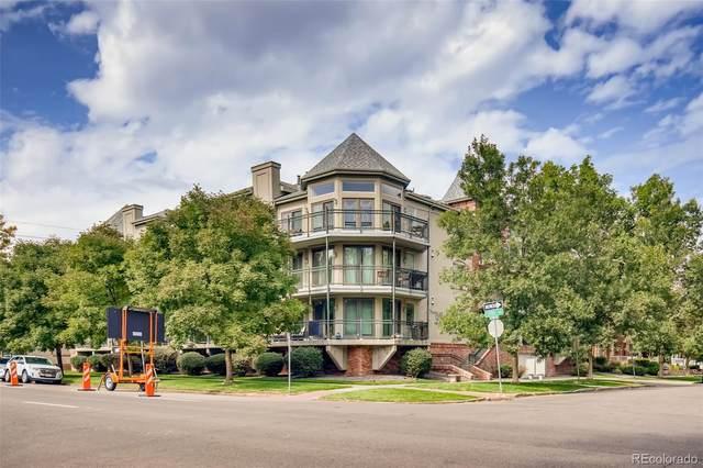 1705 Gaylord Street #208, Denver, CO 80206 (#5356180) :: James Crocker Team