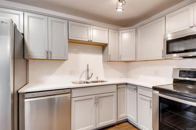675 S Clinton Street 8A, Denver, CO 80247 (#5356200) :: The Peak Properties Group