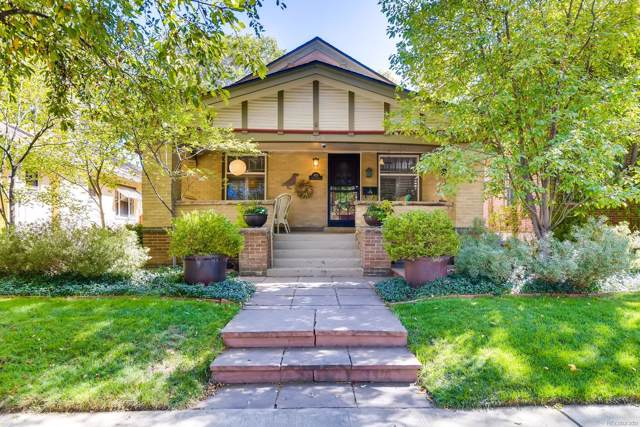 1028 Cook Street, Denver, CO 80206 (#5356256) :: The Heyl Group at Keller Williams