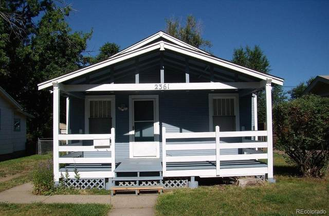 2361 S Williams Street, Denver, CO 80210 (MLS #5356450) :: Kittle Real Estate