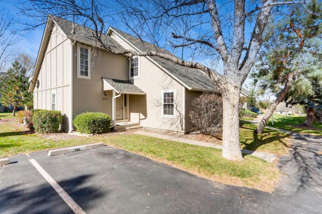2645 S Xanadu Way A, Aurora, CO 80014 (#5356770) :: 5281 Exclusive Homes Realty