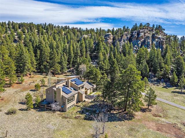 33379 Buffalo Park Road, Evergreen, CO 80439 (#5356999) :: Mile High Luxury Real Estate
