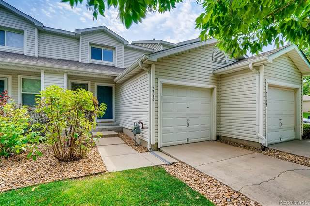 7796 S Kalispell Court, Englewood, CO 80112 (#5357190) :: Kimberly Austin Properties