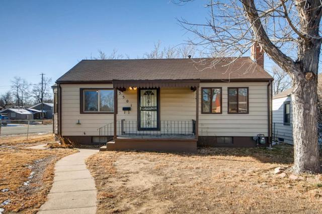 3501 Ames Street, Wheat Ridge, CO 80212 (#5357252) :: The Peak Properties Group