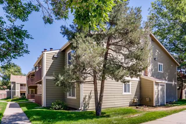 3450 S Eagle Street #101, Aurora, CO 80014 (#5357478) :: The Galo Garrido Group