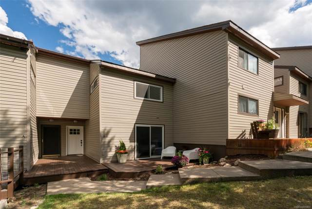 23090 Schussmark Trail B, Oak Creek, CO 80467 (#5357570) :: The Heyl Group at Keller Williams