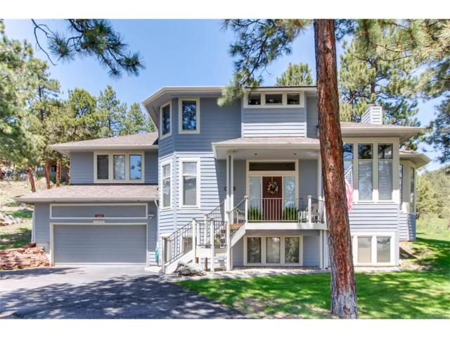 1660 Tamarac Drive, Golden, CO 80401 (MLS #5358063) :: 8z Real Estate