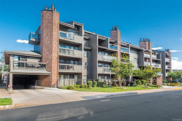 350 Detroit Street #213, Denver, CO 80206 (#5358089) :: The Peak Properties Group