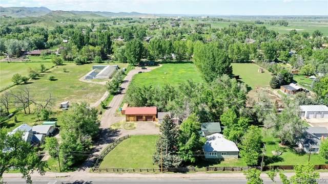 3416 W County Road 54G, Laporte, CO 80535 (MLS #5358280) :: 8z Real Estate