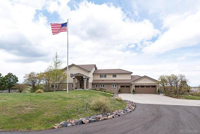 1471 Olde Happy Canon Road, Castle Pines, CO 80108 (#5358439) :: The DeGrood Team