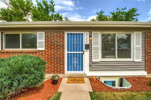2680 S Perry Street, Denver, CO 80219 (#5358552) :: Wisdom Real Estate
