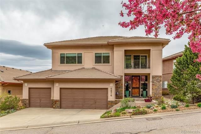 6874 Raspberry Run, Littleton, CO 80125 (#5358605) :: Colorado Home Finder Realty