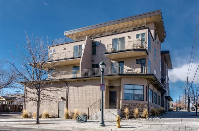 2900 W 44th Avenue #302, Denver, CO 80211 (#5358748) :: The Healey Group