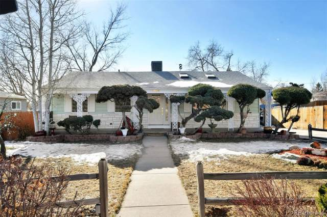 3380 W Belleview Avenue, Littleton, CO 80123 (#5358832) :: Bring Home Denver with Keller Williams Downtown Realty LLC