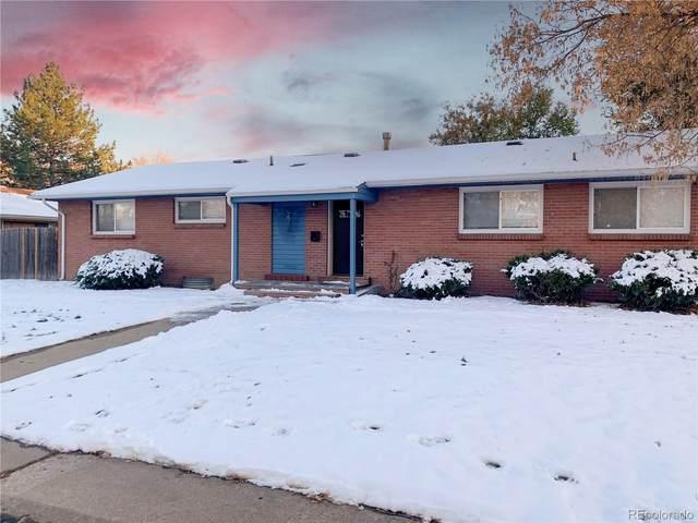9580 W 52nd Avenue, Arvada, CO 80002 (#5358993) :: Briggs American Properties