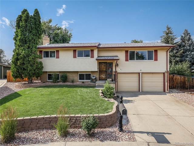 Address Not Published, , CO  (MLS #5359302) :: Clare Day with Keller Williams Advantage Realty LLC