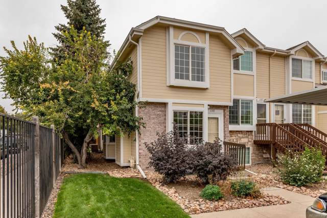 1885 S Quebec Way J101, Denver, CO 80231 (#5359688) :: The Heyl Group at Keller Williams