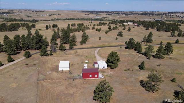 39200 Private Road 19, Elizabeth, CO 80107 (#5359758) :: The DeGrood Team